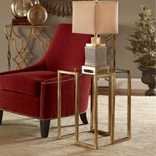 Accent Tables, Pedestal Tables
