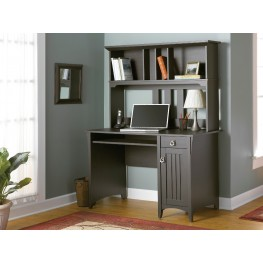 Home Office Desks with Hutches