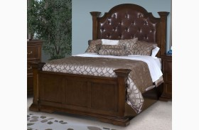 Timber City Sable Upholstered Bed