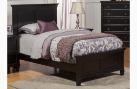 Tamarack Black Youth Platform Bed