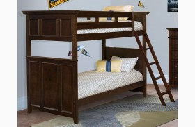 Prescott Sable Bunk Bed With Storage