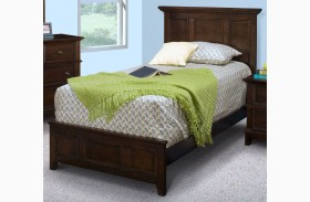 Prescott Sable Youth Panel Bed