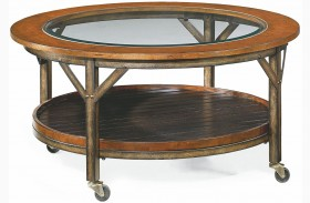 Mercantile Whiskey Cocktail Table