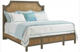 Coastal Living Resort Deck Water Meadow Woven Bed