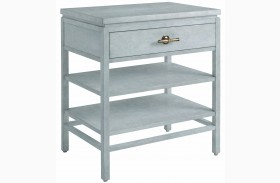 Coastal Living Resort Sea Salt Tranquility Isle Nightstand