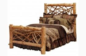 Traditional Cedar Twig Bed