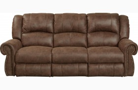 Westin Tanner Finish Reclining Sofa