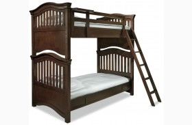 Classics Cherry 4.0 Smartstuff Bunk Bed