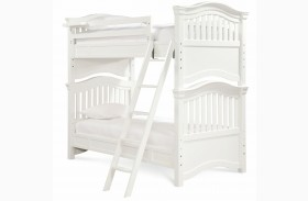 Classics 4.0 Smartstuff Saddle Summer White Bunk Bed