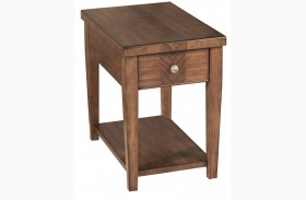 Runway Chair Side End Table