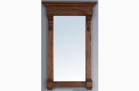 Brookfield Country Oak Mirror