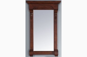 Brookfield Warm Cherry Mirror