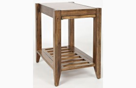 Beacon Street Finish Chairside Table