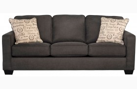Alenya Charcoal Sofa
