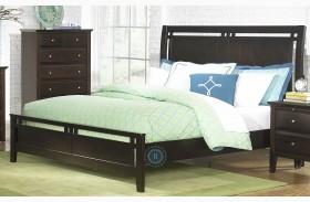 Verano Panel Bed