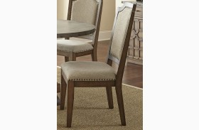 Wayland Brushed Tobacco Dining Chair Set of 2