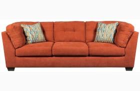 Delta City Rustic Sofa