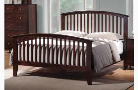 Tia Queen Panel Size Bed