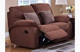 Cheshire Fudge Loveseat