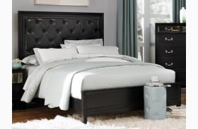 Devine Black Bed