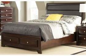 Jaxson Storage Platform Bed