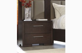 Berkshire Bitter Chocolate Finish Nightstand