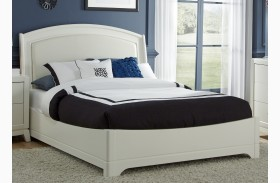 Avalon Leather Bed