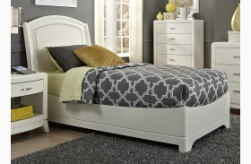 Avalon II Youth Leather Bed