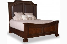 Egerton Adjustable Height Panel Bed