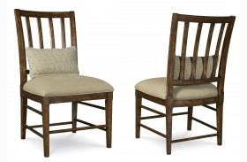 Echo Park Huston's Arroyo Slat Back Dining Side Chair Set of 2