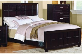 Lewiston Panel Bed