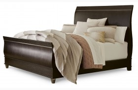 Greenpoint Sleigh Bed