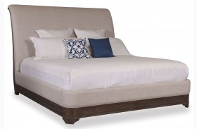 St. Germain Upholstered Sleigh Bed