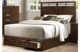Greenfield Storage Bed
