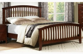 Nancy Panel Bed