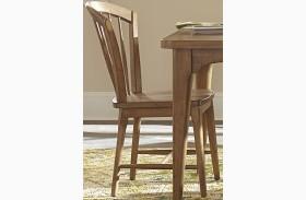 Candler Nutmeg Windsor Dining Side Chair