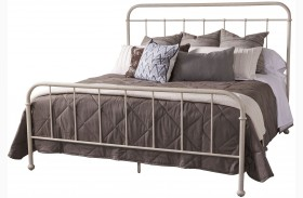 Epicenters Williamsburg Metal Panel Bed