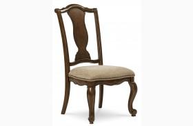 La Viera Splat Back Dining Side Chair Set of 2