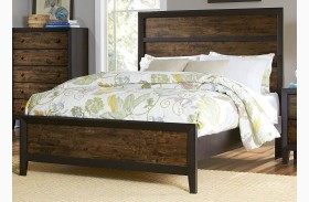 Arcola Panel Bed