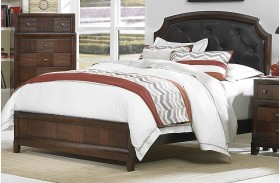 Carrie Ann Panel Bed
