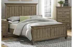 Sylvania Panel Bed