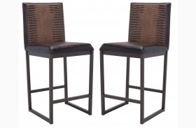 Porto Counter Stool Set of 2