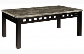 Gateway Grey Finish Cocktail Table