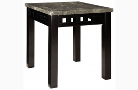 Gateway Grey Finish End Table
