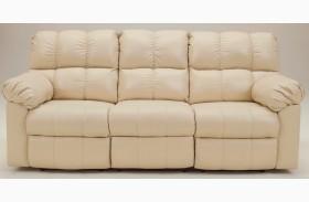 Kennard Cream Finish Sofa