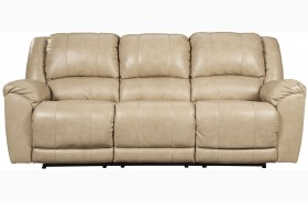 Yancy Galaxy Reclining Sofa