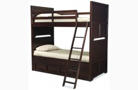 Benchmark Storage Youth Bunk Bed