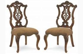 Pemberleigh Pierced Back Dining Chair Set of 2