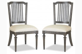 Berkeley3 Brownstone Cafe Side Chair Set of 2