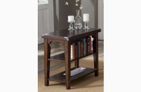 Aspen Skies Chairside Table